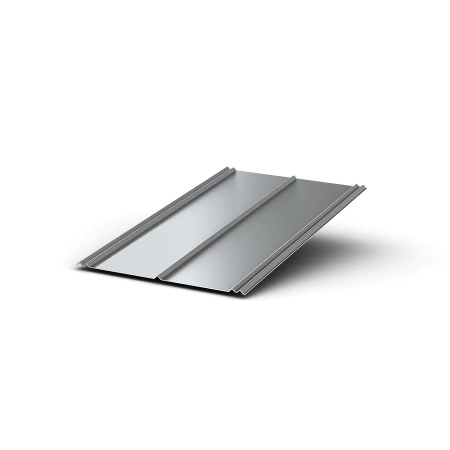 Union Corrugating 2 16 Ft X 12 Ft Ribbed Metal Roof Panel Lowes Com In 2020 Metal Roof Panels Roof Panels Steel Roof Panels