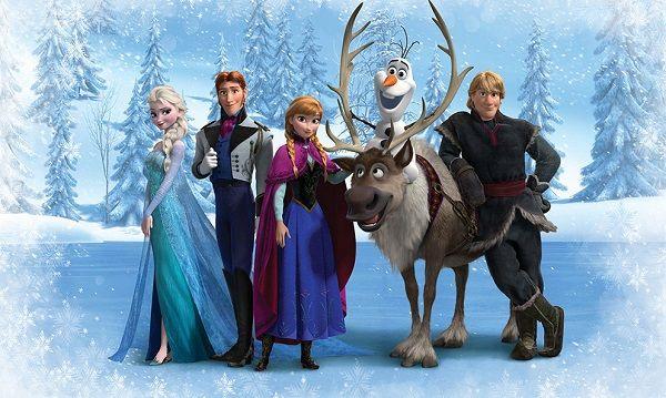 Frozen será adaptada para Broadway