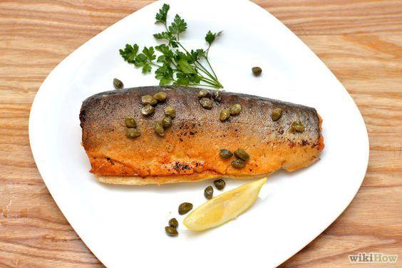 Como Cocinar La Trucha | Cocinar Trucha Arcoiris