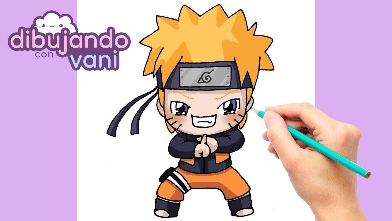 Como Dibujar A Naruto Kawaii Dibujos Imagenes Anime Faciles Para Color Como Dibujar A Naruto Dibujos Kawaii Dibujos De Naruto Faciles