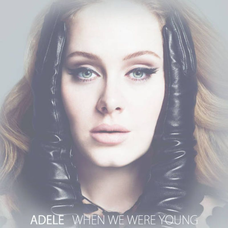 """When We Were Young"" is the beautiful second single taken from Adele`s blockbuster album, ""25"". Colombian Dj Laszlo created an excelent club banger with his work. Fabulous!"