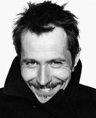 Gary Oldman - the grin, the eyes and the stories in them... sigh!