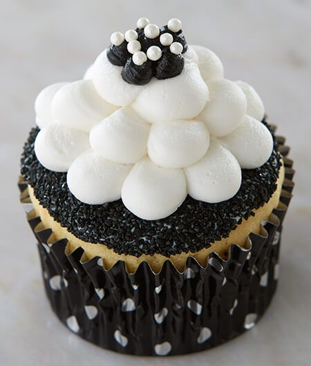 Oh So Bubbly NYE Cupcakes Ingredients: 1 box of your ...