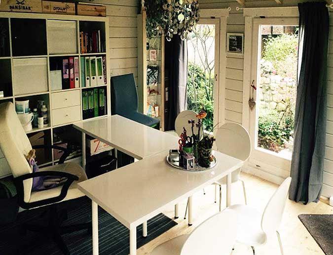 Bildergebnis Fur Gartenhaus Atelier Haus Deko Haus Einrichten Inneneinrichtung