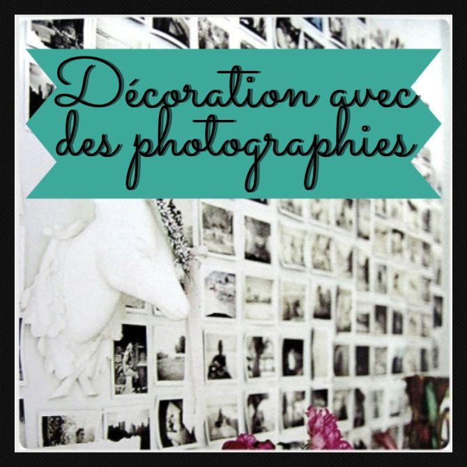 · Décoration avec des photographies · | Dans ce post, nous vous présentons des idées de #decoration à l'aide de photographies car nous savons que dans la vie il existe de nombreux instants dignes de #decorer nos murs.
