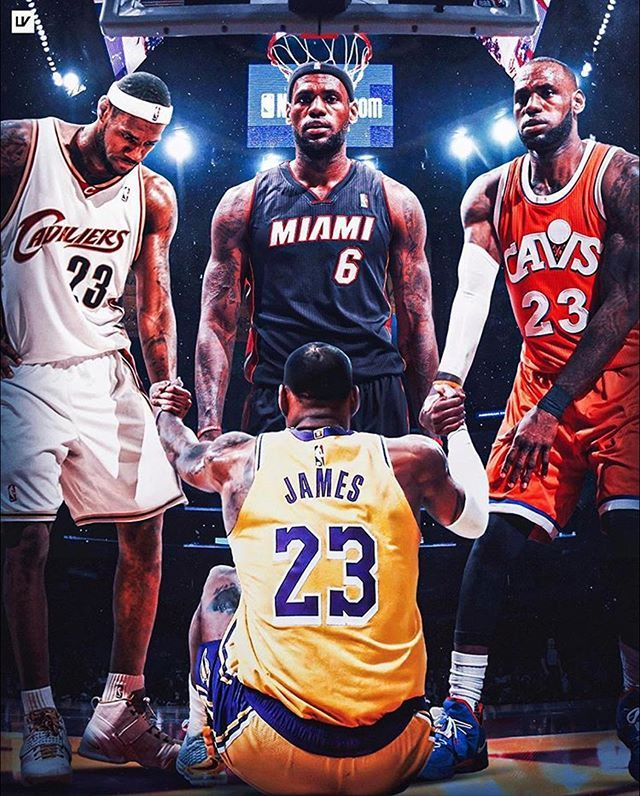 """LeBron James 👑 on Instagram: """"Pick one of these LeBron's ..."""