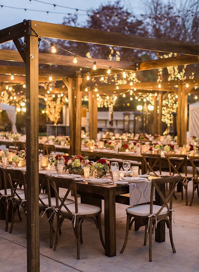 Dreamy Outdoor Rehearsal Dinner Inspired By This Outdoor
