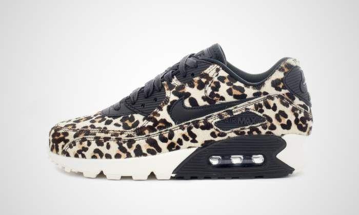 Nike WMNS Air Max 90 LX Leo | Nike air max frauen, Leopard