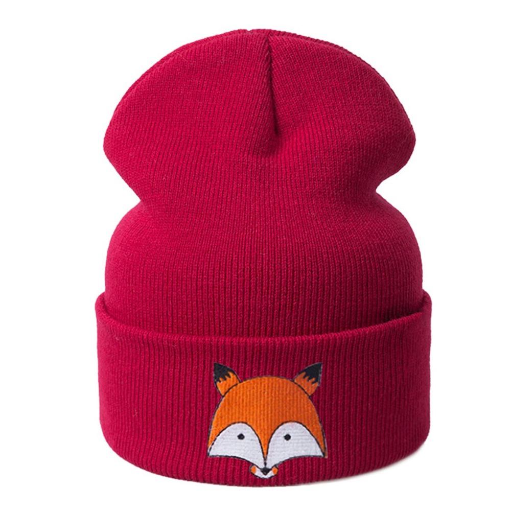 New Arrival Autumn Winter Hat Women Men Knitting Cotton Skullies Beanies Girls Winter Hats Winter Hats For Women Knitted Hats Kids
