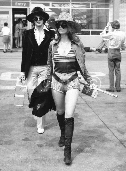 New Member Spam Marianne Faithfull Fashion 60s 70s