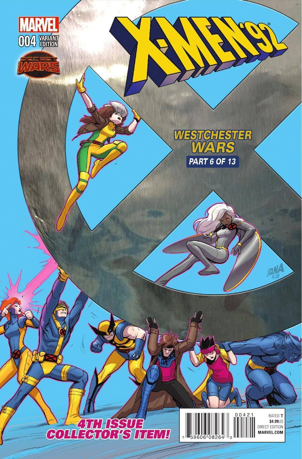 Preview X Men 92 4 All Comic Com Comic Books Art X Men Comics
