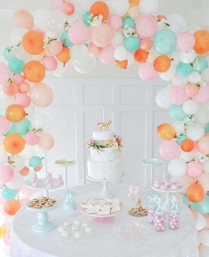 Ideas originales para decorar tu fiesta de cumplea os de - Fiestas cumpleanos originales ...
