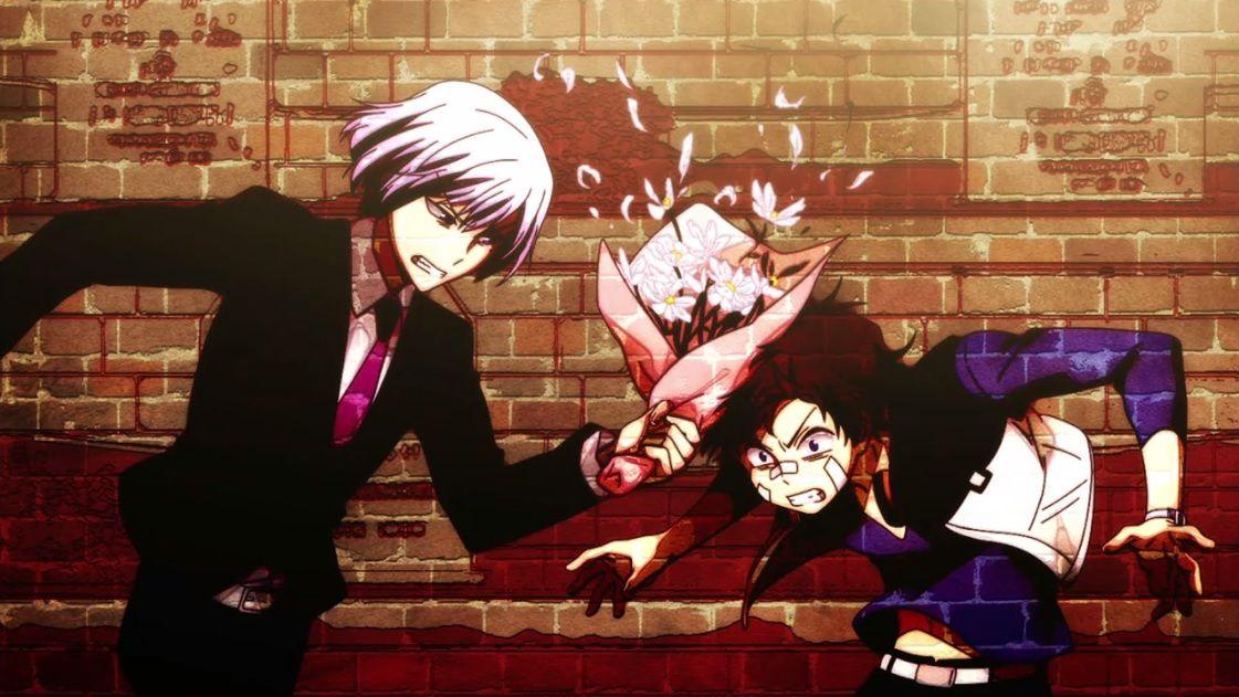 Re Hamatora Ending Nice and Art Hamatora, Anime, 2014 anime