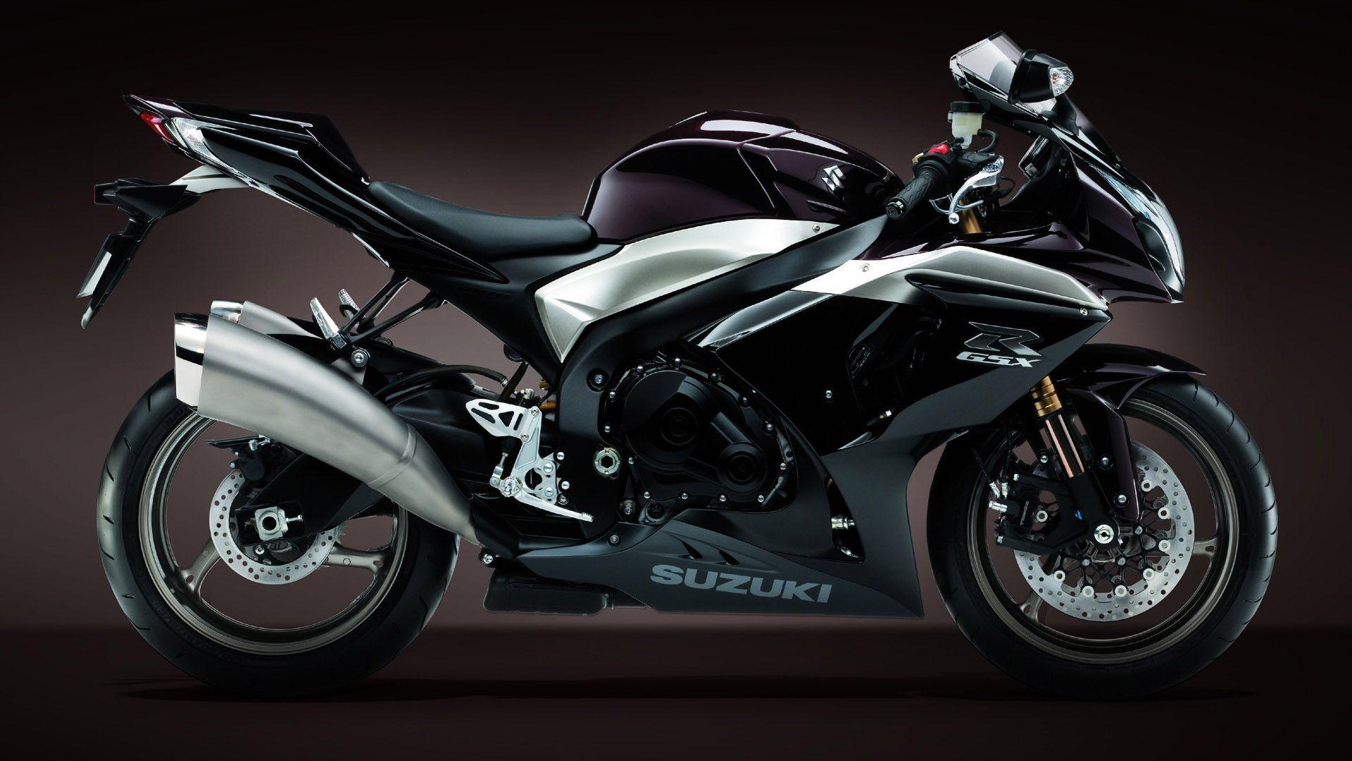 Hd Desktop Wallpaper Ventube Com Hd Suzuki Dark Bike Desktop