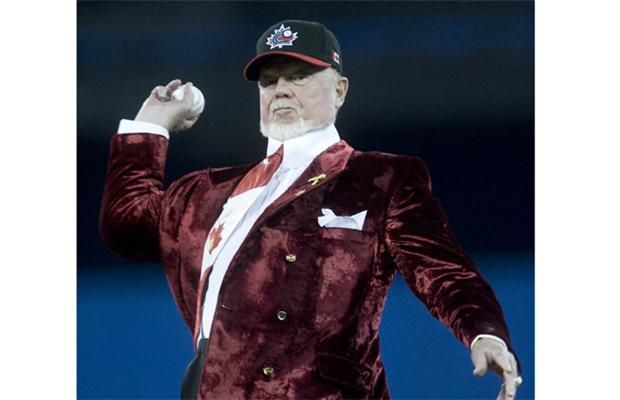 Don Cherry May Be A Very Classy Guy But He S No Baseball Star Don Cherry Baseball Star Hockey Coach