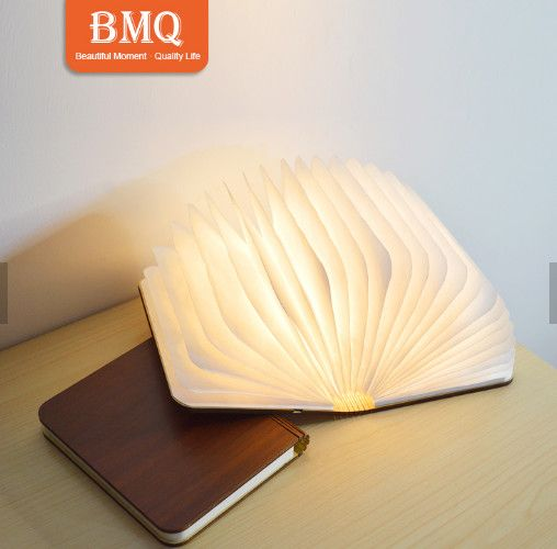 Light Book Amazing Folding Light Book#lumio Led Book Lamp#woody Book Lamp#home Design Decoration