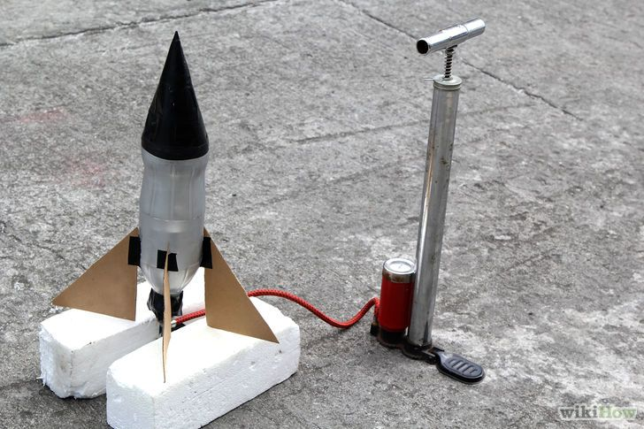 Build A Bottle Rocket Teaching Ideas Rocket Craft