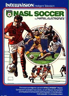 Nasl Soccer Cover Soccer Games To Play Vintage Video Games