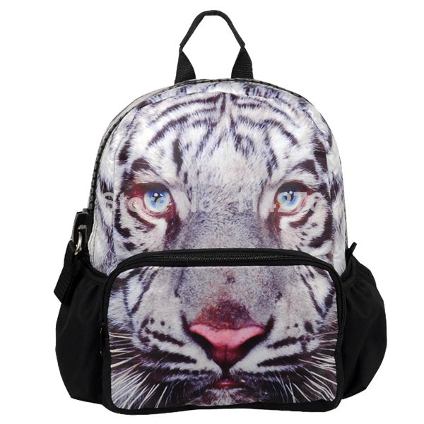 Find More School Bags Information about free shipping 2014 new arrivals kids backpack bag,children backpacks, School bag animal tiger printing backpack,BBP110S,High Quality bag 3d,China bags dc Suppliers, Cheap bag components from Trendy World on Aliexpress.com