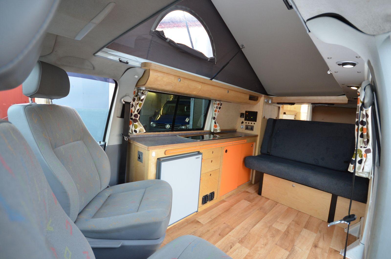Our First Lwb T5 Camper Conversion Van Interior Campervan Interior Camper Conversion