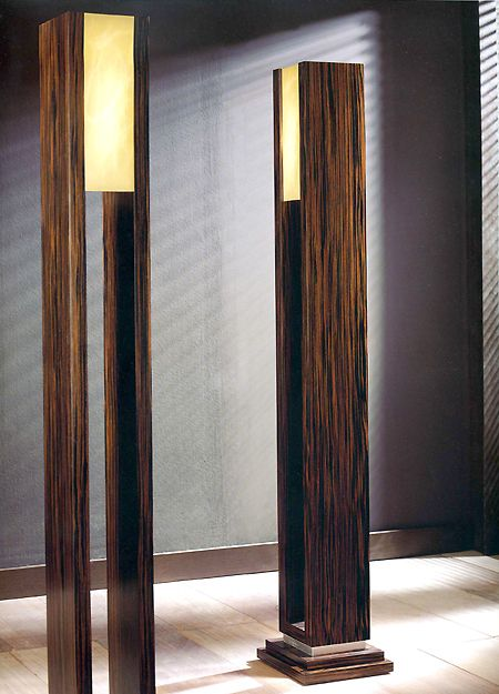 Nice La Macassar Wood Floor Lamp Grand scale macassar ebony wood floor lamps  or lighting torchers. These large scale macassar l. - Wood-floor-lamp-ideas-home-designs-ideas-1376619036.jpg Lighting