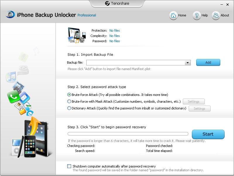 Pin on iPhone Backup Unlocker