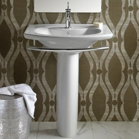 Pedestal Sinks A Surprising Solution For Any Bathroom Pedestal
