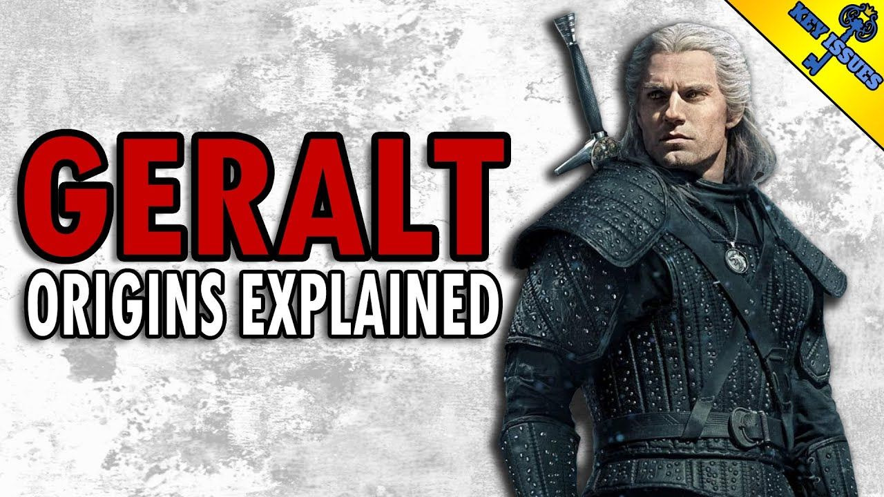 The Witcher Geralt Of Rivia Origins Explained Music Tv