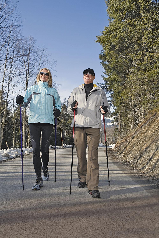 Fitness trend Nordic walking Fitness trends, Harvard
