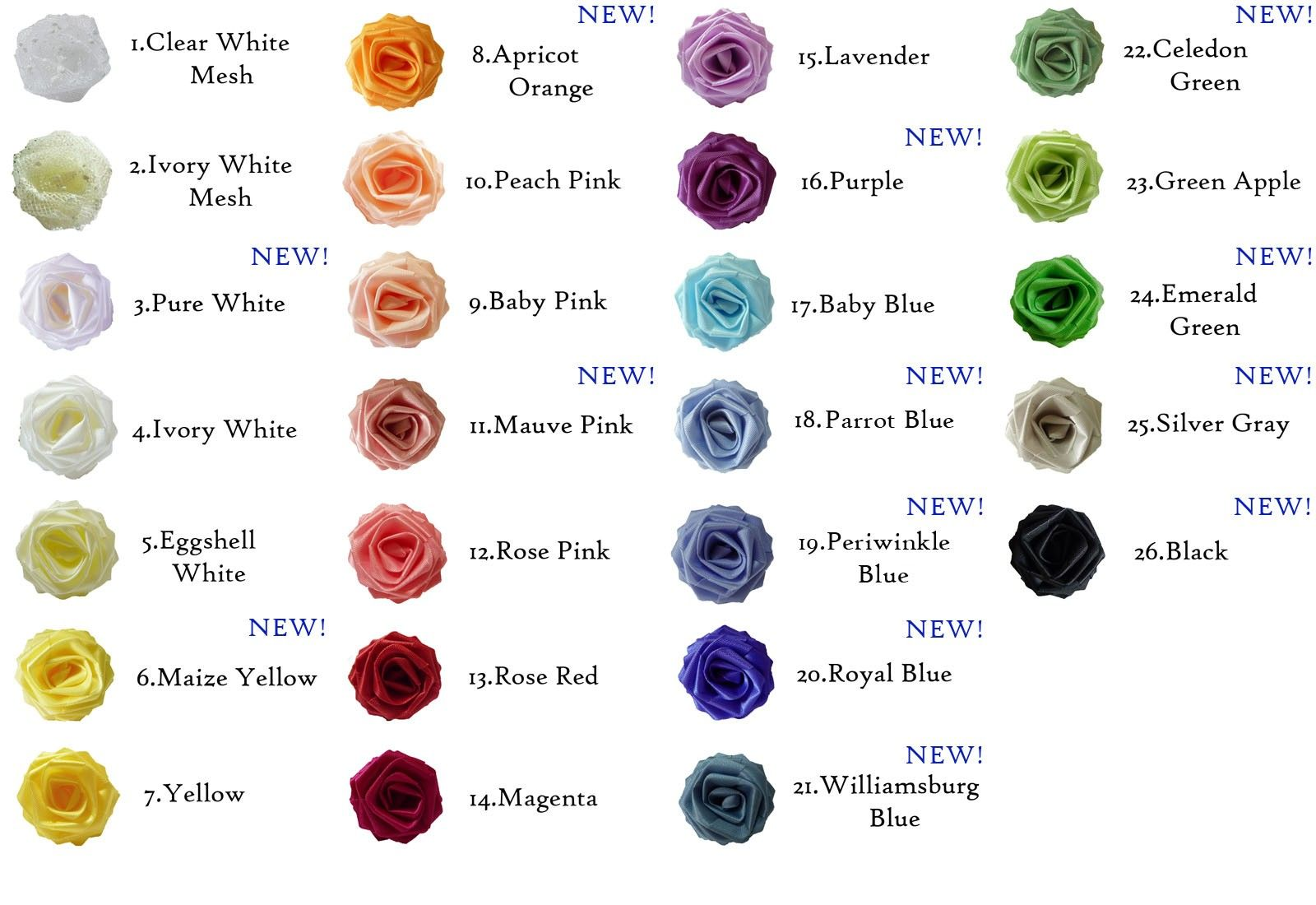 Our rose colors and meanings guide contains helpful hints about the our rose colors and meanings guide contains helpful hints about the meaning biocorpaavc Gallery
