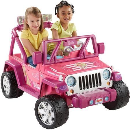 Toys Barbie Power Wheels Power Wheels Jeep Power Wheels