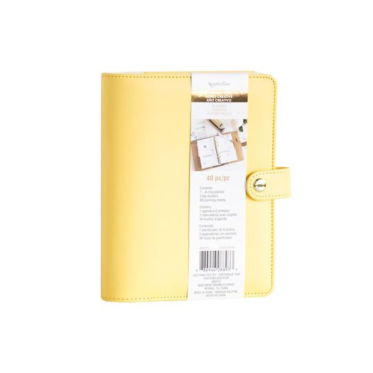 Creative Year Personal Binder By Recollections In