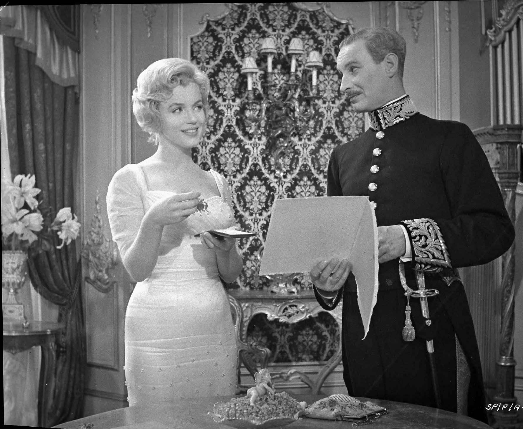 Image result for the prince and the showgirl richard wattis