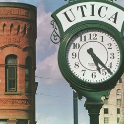 The Places That We Call Home With Images Utica Utica New York