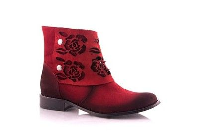 Botki Damskie 3 Kolory Skora Nat 36 40 R38 6940868094 Oficjalne Archiwum Allegro Boots Shoes Ankle Boot