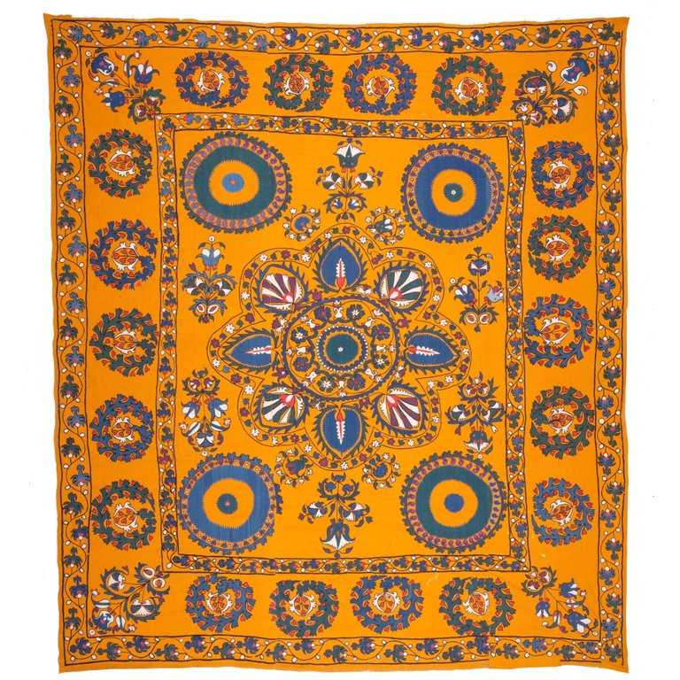 Central asian textiles for sale can