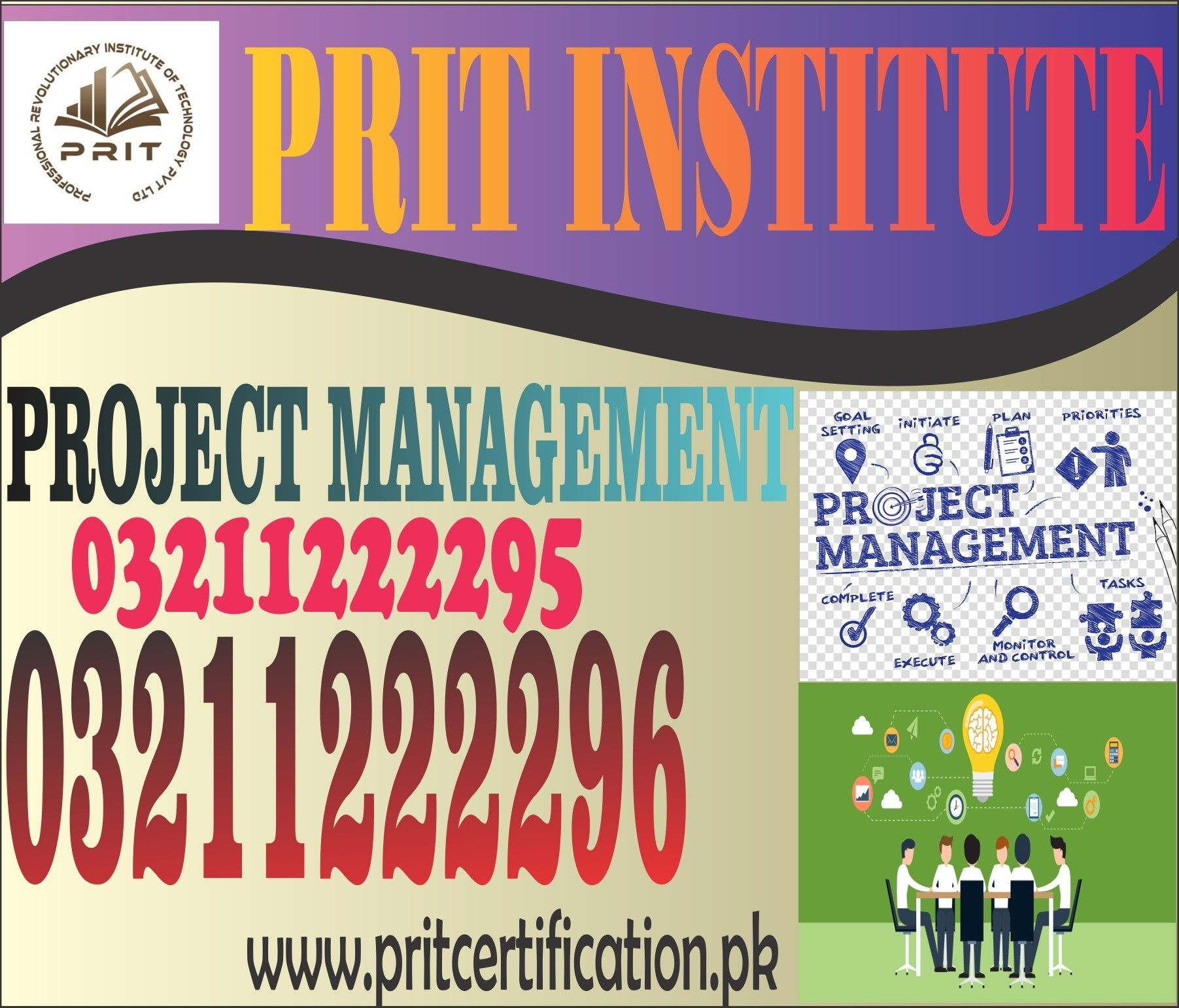 Project Management Diploma Course In Islamabad Project Management Diploma Courses Management