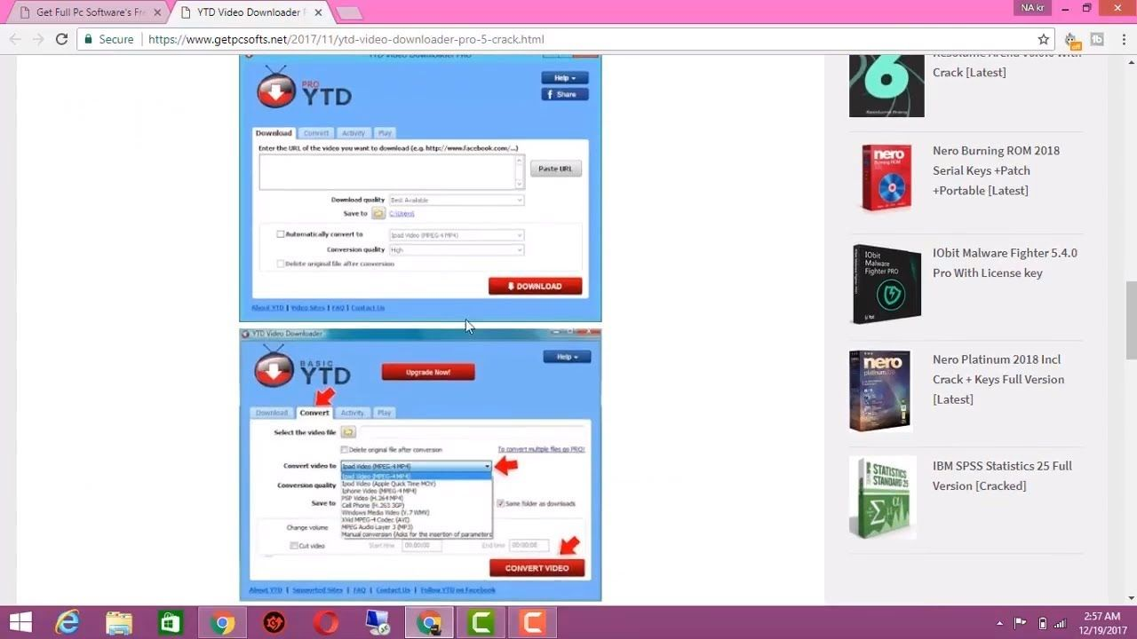 Ytd Video Downloader Pro Lifetime License By Getpcsofts Spss