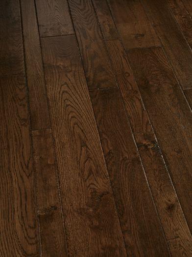 Random Width Solid Hardwood Flooring   Alessandria Saracen Oak