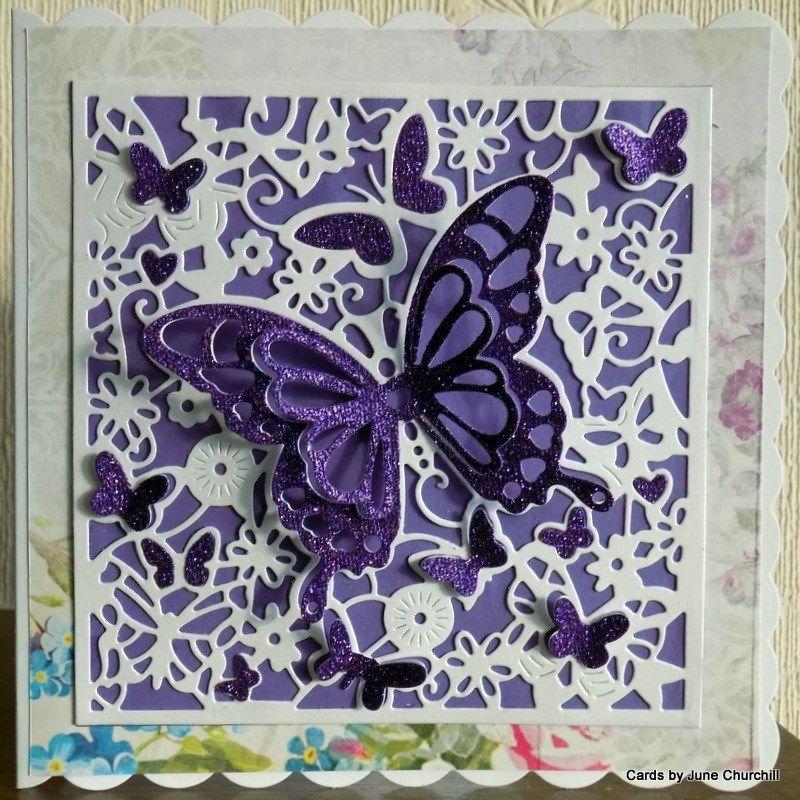 butterflies  cards handmade handmade birthday cards
