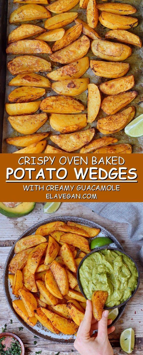 Knusprige Potato Wedges aus dem Ofen » Taste of Travel
