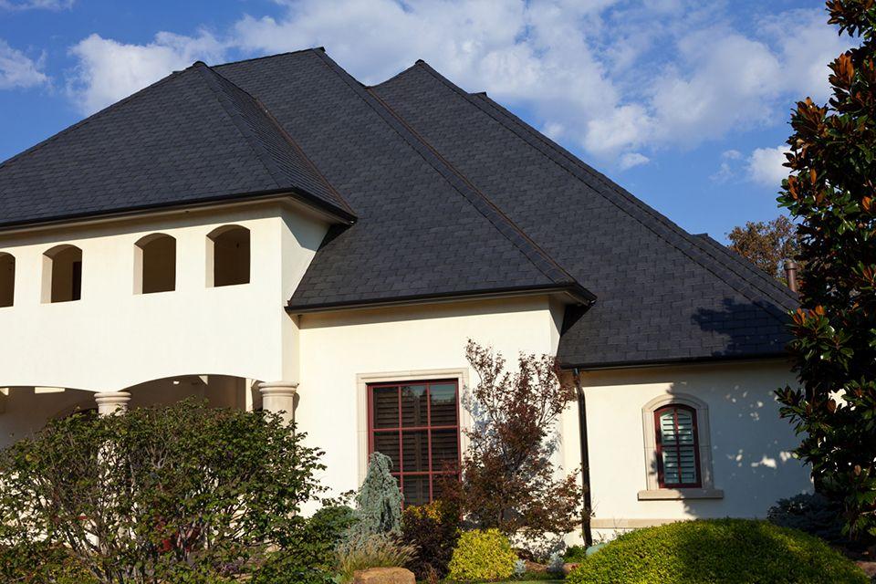 Single Width Slate Roof Gallery Synthetic Slate Shake Roof Slate Roof