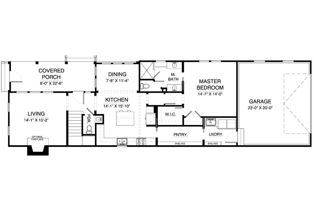 Craftsman Style House Plan 3 Beds 3 Baths 3677 Sq Ft Plan 928 7 Narrow Lot House Plans Narrow House Plans House Plans
