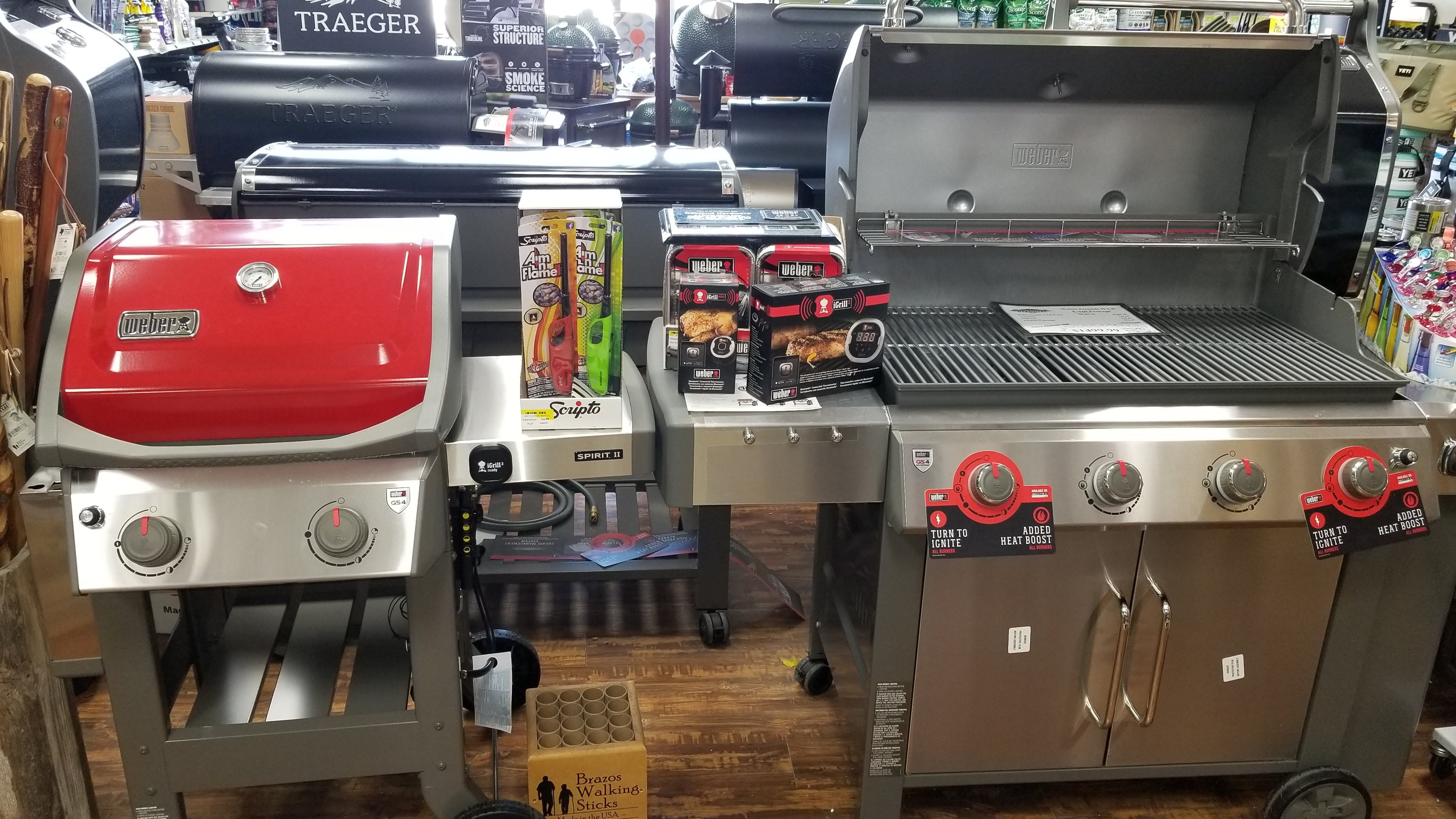 We Ve Got All The Latest Models From Webergrills Stop In Today Remember At Oakland Hardware We Offer Free Assembly Deliver Weber Grill Grilling Hardware