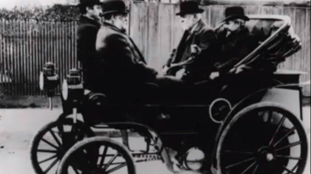 Gottlieb Daimler Automobile Inventor Automobile Inventor