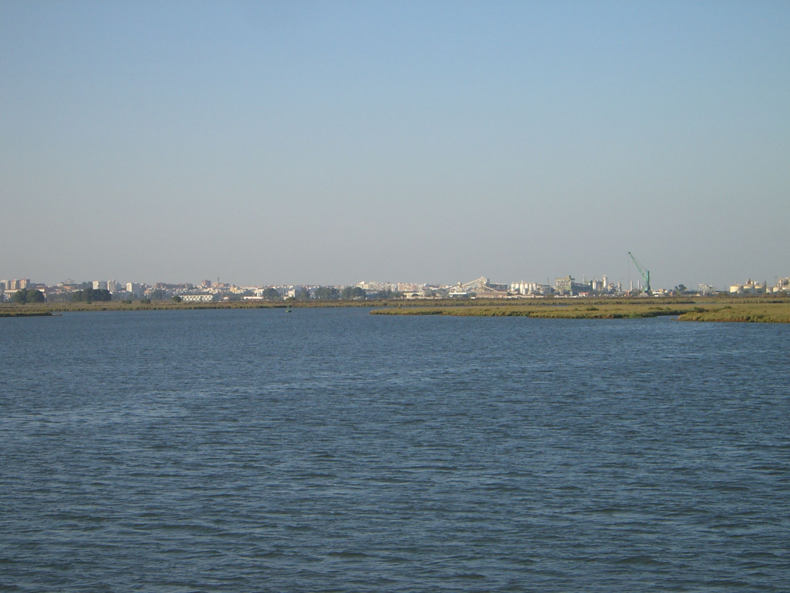 La Ría de Huelva