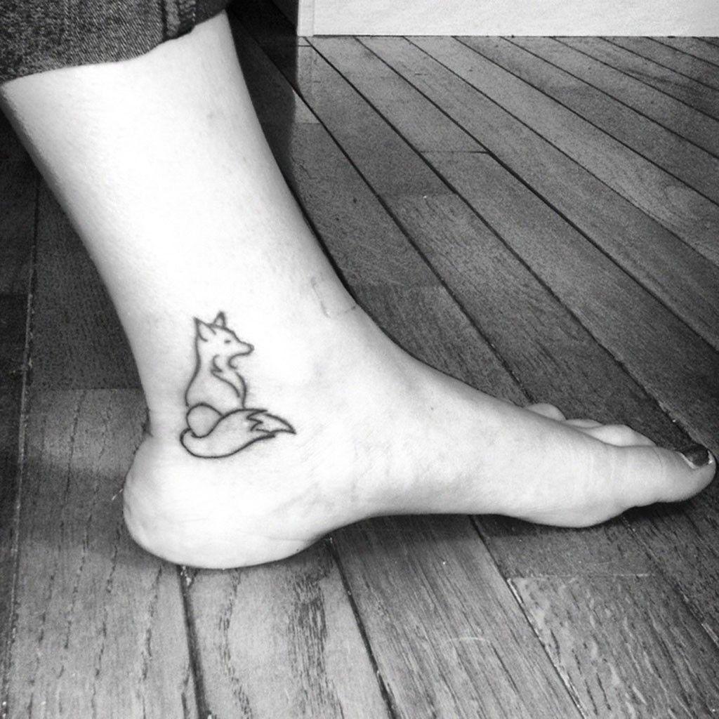 Tatouage cheville animal tatouage pinterest tatoo tatoos and