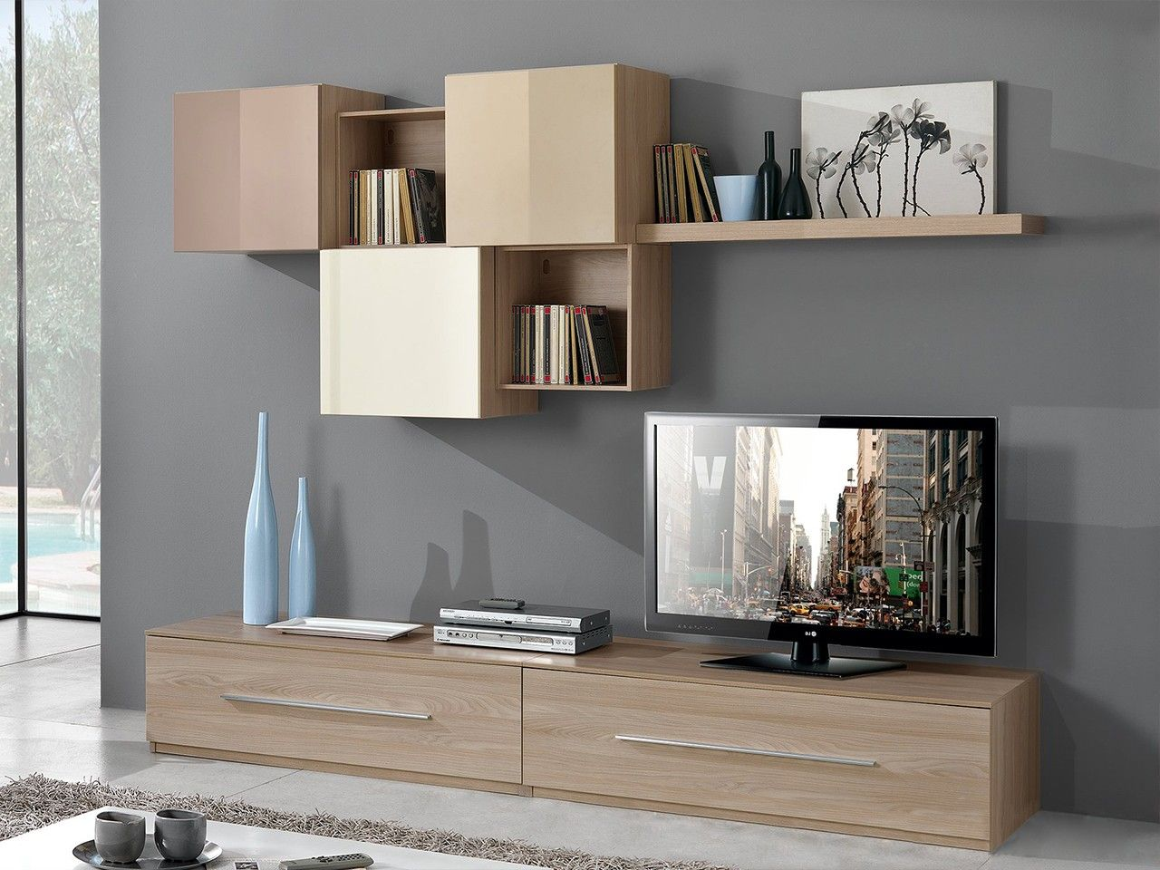 Resultado de imagen para bife mueble moderno casa for Muebles modulares modernos