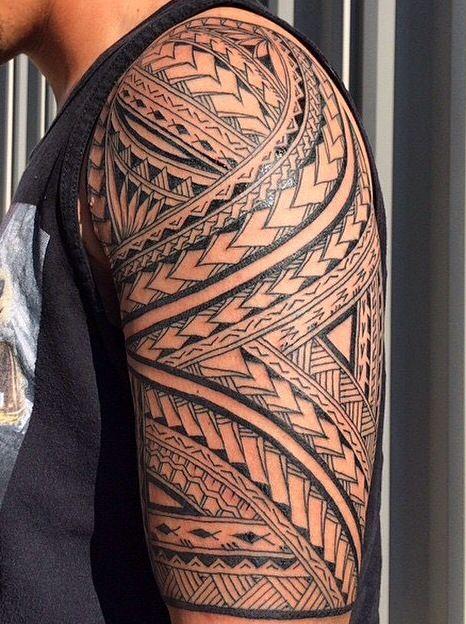 Bong Out Of Humble Beginnings Tattoo Shop In San Jose California Polynesian Tattoo Samoan Tattoo Tribal Arm Tattoos