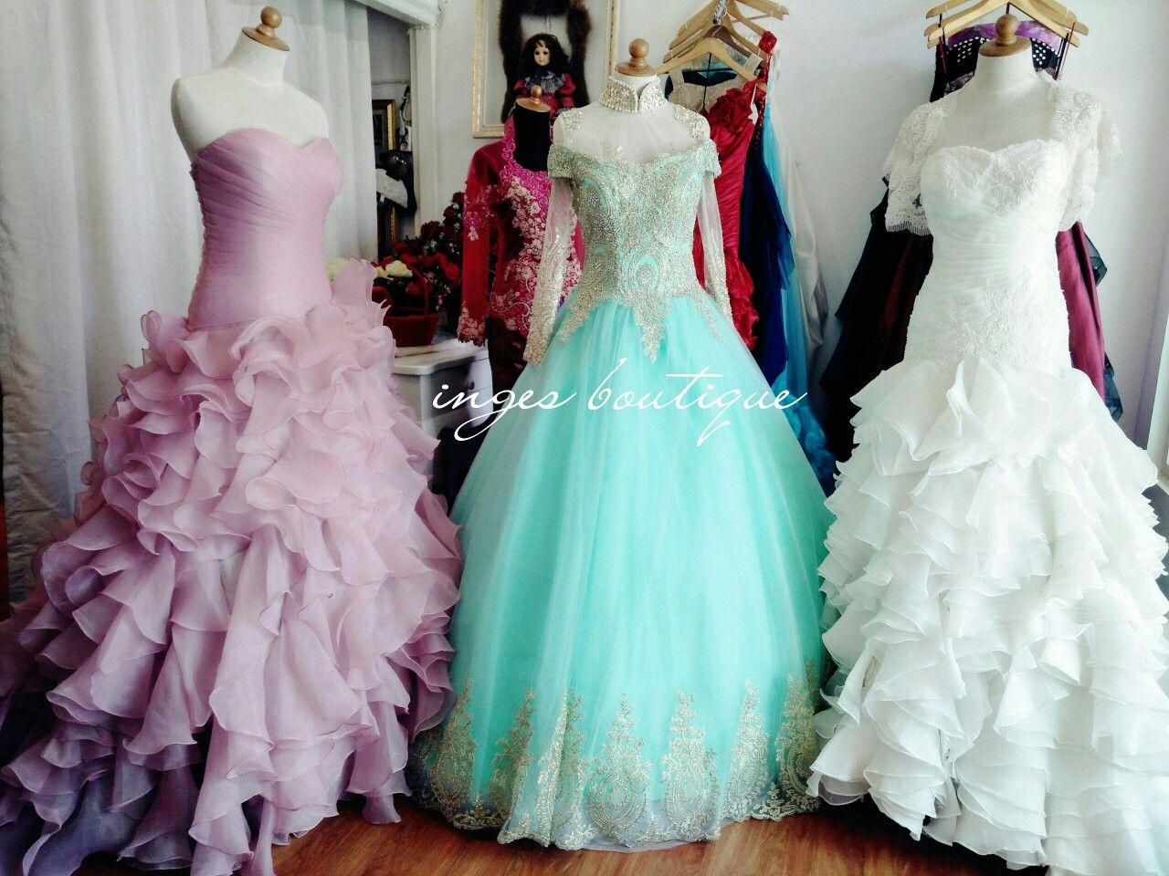 9 best gown images on Pinterest | Bridal dresses, Boutique and Boutiques